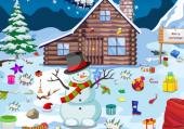 Rangement de Noël