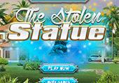 La statue volée