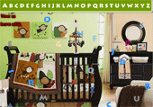 Cherche et Trouve Chambre Enfants
