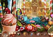 La maison en bonbons