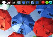 Images Cachées Parapluie