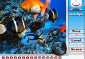 Découverte du monde sous-marin